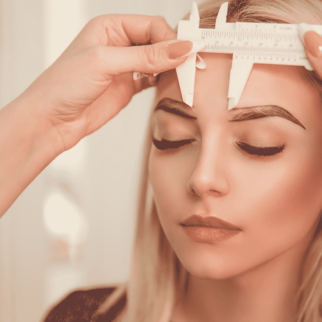 Microblading Eyebrow Treatment   Reimagine Clinic laval and montreal